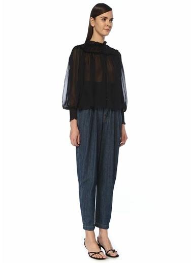 Beymen&Designer Bluz Lacivert